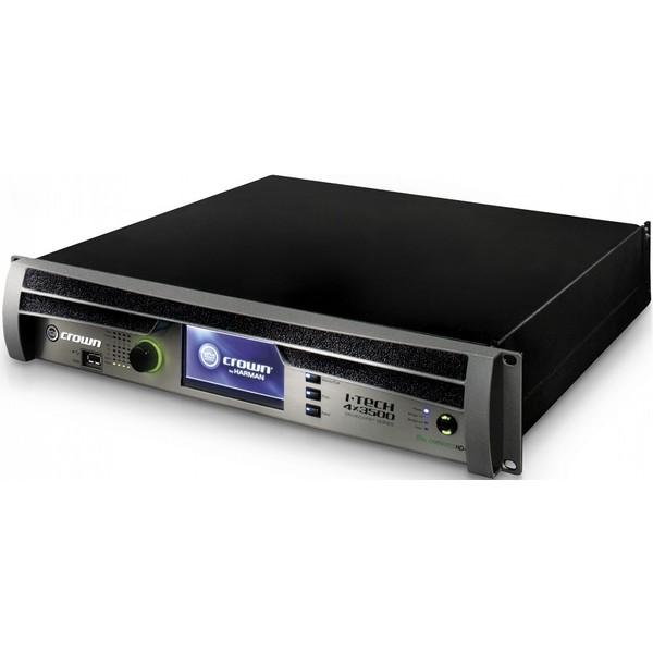 Профессиональный усилитель мощности Crown I-T4x3500HD-SP усилитель мощности 850 2000 вт 4 ом crown dsi 1000