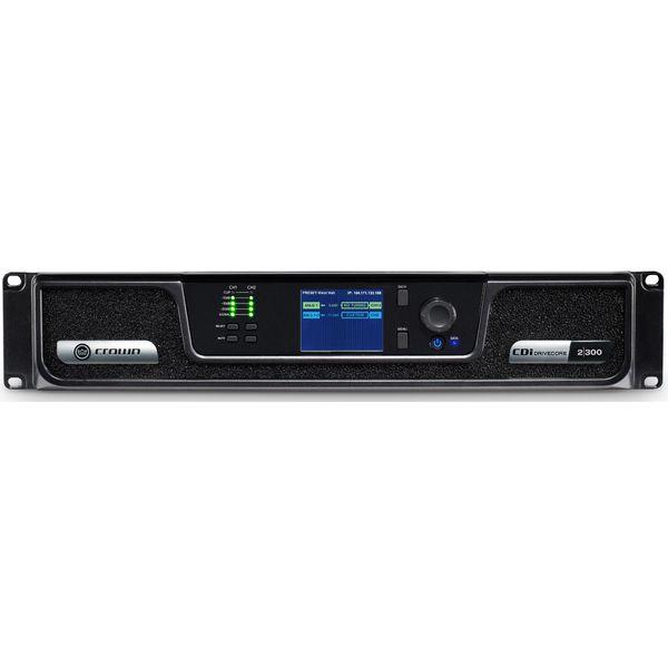 Профессиональный усилитель мощности Crown CDi DriveCore 2|300 усилитель мощности 850 2000 вт 4 ом crown dsi 1000