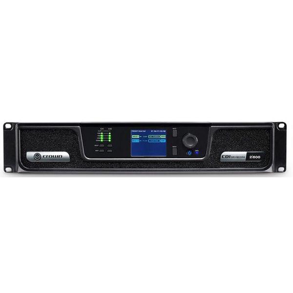Профессиональный усилитель мощности Crown CDi DriveCore 2|600 цена