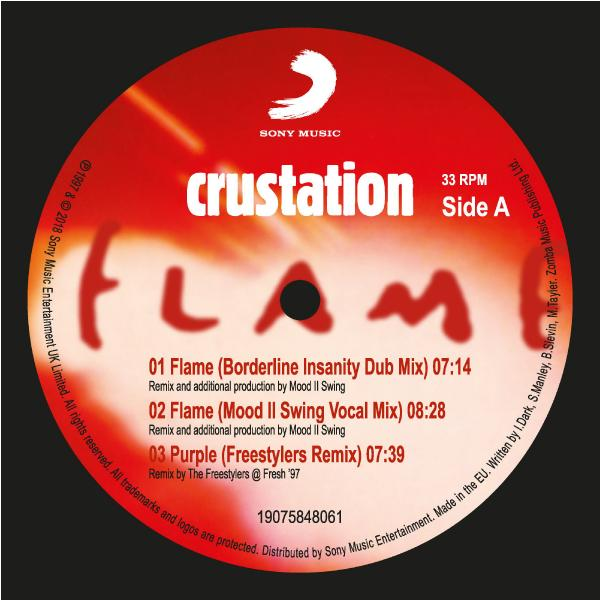 Crustation - Flame