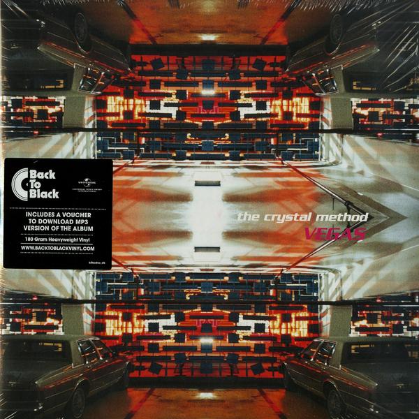 Фото - Crystal Method Crystal Method - Vegas (2 LP) кормушка для рыбы feeder concept vegas flat method 7009 060 60 г