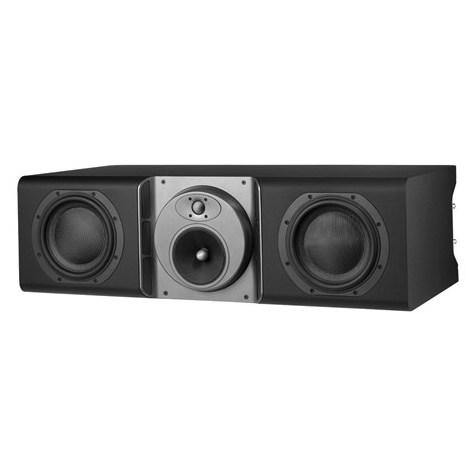 Настенная акустика B&W CT8 CC Black (1 шт.) акустическая система центрального канала heco music style center 2 black black