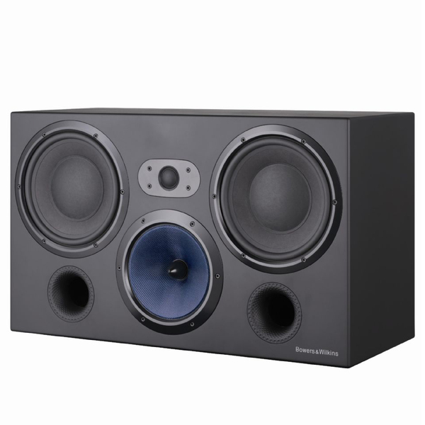 Настенная акустика B&W CT 7.3 Black (1 шт.) влагостойкая встраиваемая акустика visaton fr 8 wp 4 black 1 шт