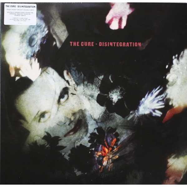 The Cure The Cure - Disintegration (2 Lp, 180 Gr, Remastered) цена