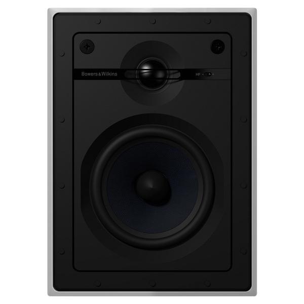 Встраиваемая акустика B&W CWM 652 White влагостойкая встраиваемая акустика b
