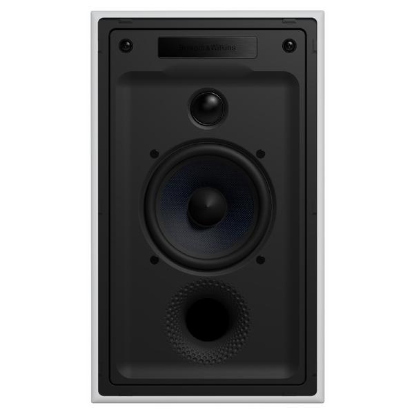 Встраиваемая акустика B&W CWM 7.5 White (1 шт.) встраиваемая акустика b