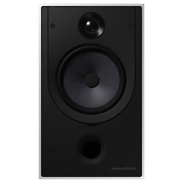 Встраиваемая акустика B&W CWM 8.5 White (1 шт.) встраиваемая акустика b