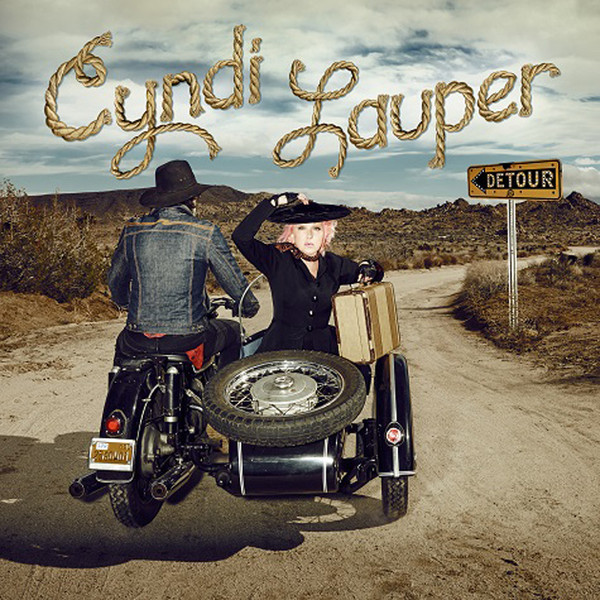 Cyndi Lauper Cyndi Lauper - Detour райан адамс ryan adams ten songs from live at carnegie hall lp