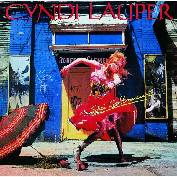 Cyndi Lauper - Shes So Unusual