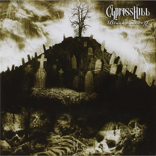Cypress Hill Cypress Hill - Black Sunday (2 Lp, 180 Gr) худи print bar cypress hill