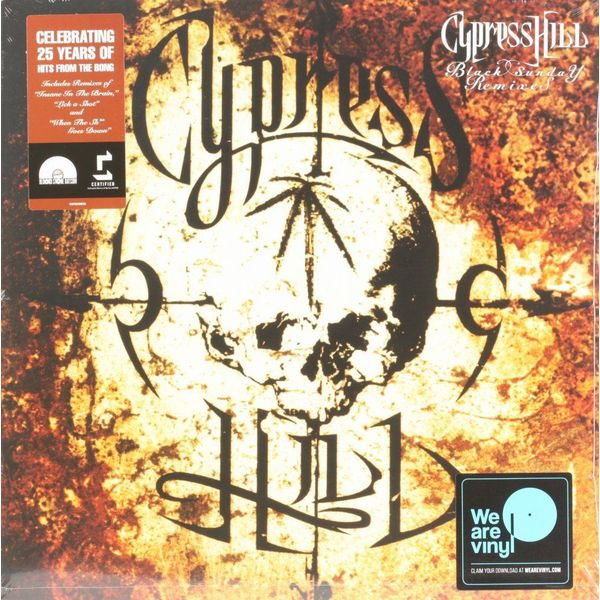 Cypress Hill Cypress Hill - Black Sunday – Remixes худи print bar cypress hill