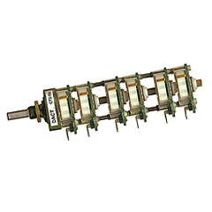Потенциометр DACT CT2-50k-6 (дискретный) 10pcs lot 3296w 1 503lf 3296w 503 50k ohm top regulation multiturn trimmer potentiometer high precision variable resistor