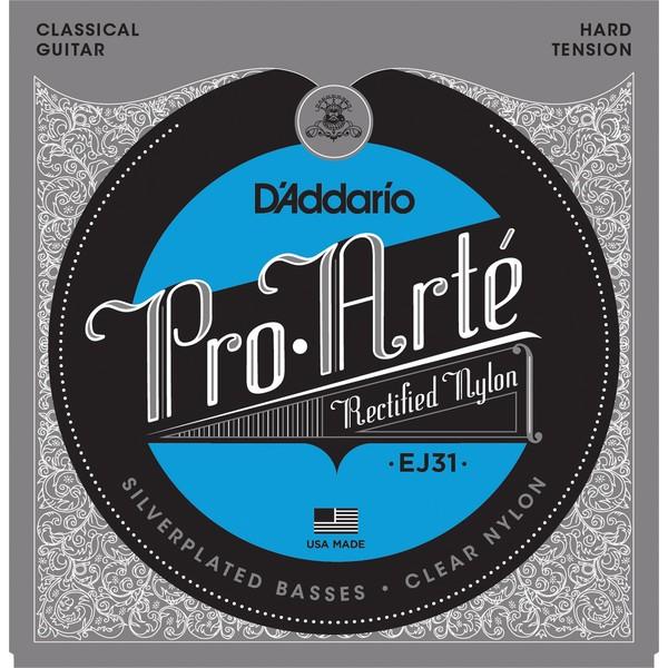 Гитарные струны DAddario EJ31 (для классической гитары)