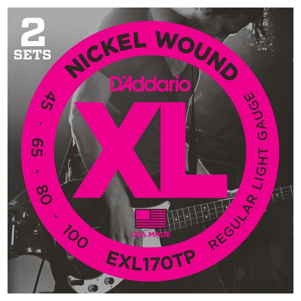 Гитарные струны D'Addario EXL170TP (для электрогитары) ernie ball extra light nickel wound струны для электрической гитары 10 50