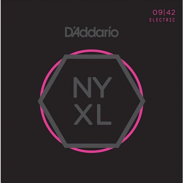 Фото - Гитарные струны D'Addario NYXL0942 (для электрогитары) гитарные струны d addario nyxl1046 для электрогитары