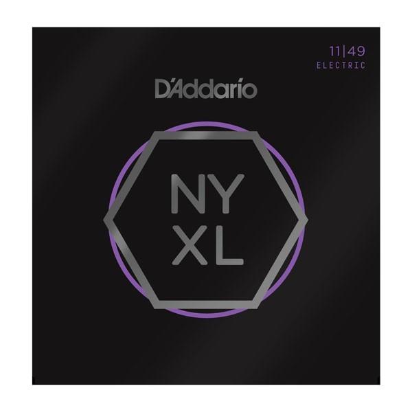 Гитарные струны D'Addario NYXL1149 (для электрогитары)