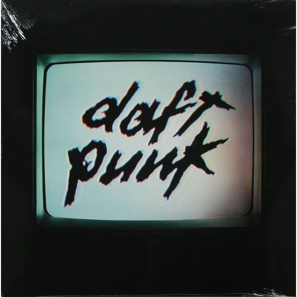Daft Punk Daft Punk - Human After All (2 LP) daft punk daft punk daft punk limited edition 4 lp