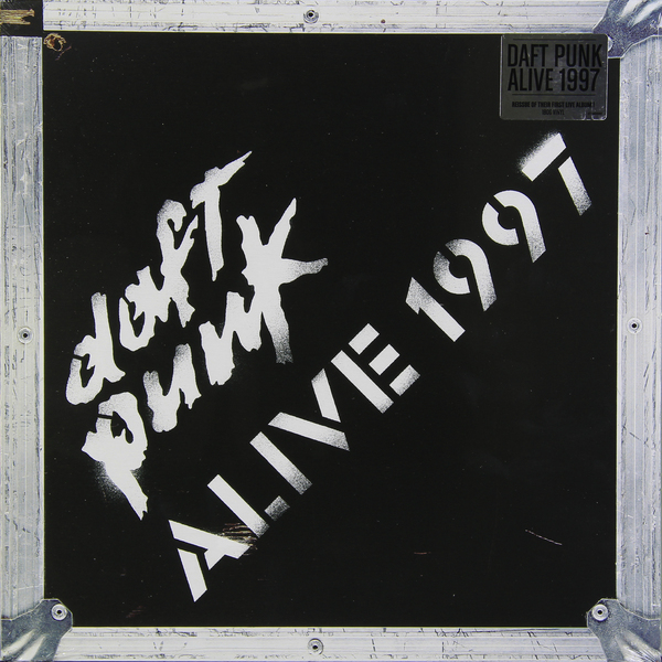 Daft Punk Daft Punk - Alive 1997 punk style faux leather flower bracelet for women