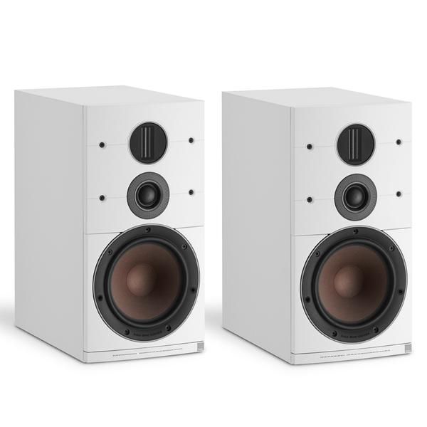 Активная полочная акустика DALI Callisto 2 C White + BluOS Sound HUB Module