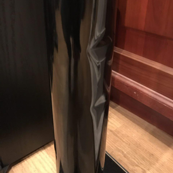 Стойка для акустики DALI CONNECT E-600 Black (уценённый товар)