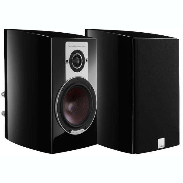 Полочная акустика DALI Epicon 2 Black Gloss фото