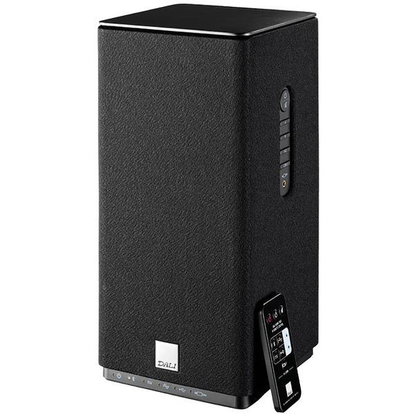 Беспроводная Hi-Fi акустика DALI Kubik Free Black swiss kubik шкатулка для часов swiss kubik sk01 stb 005