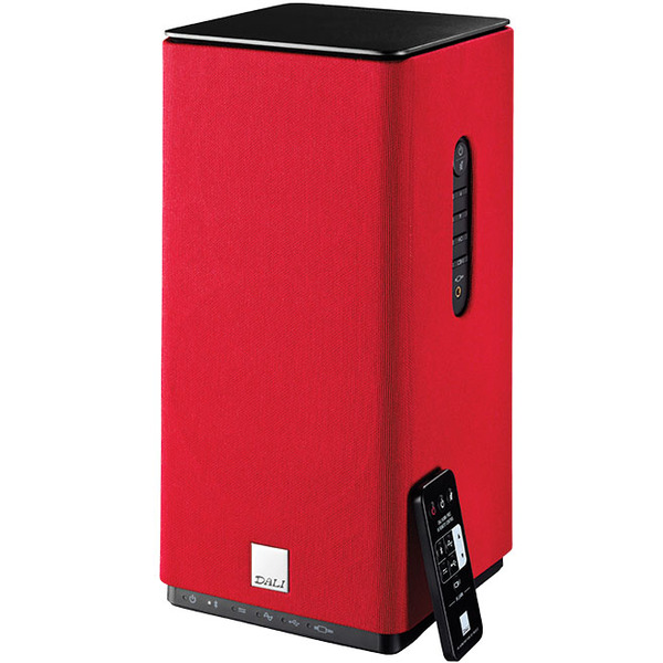Беспроводная Hi-Fi акустика DALI Kubik Free Red саундбар dali kubik one black