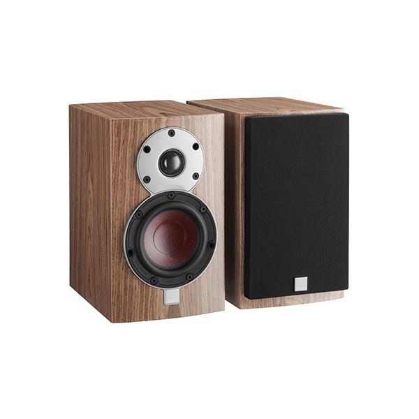 цены на Полочная акустика DALI Menuet Walnut