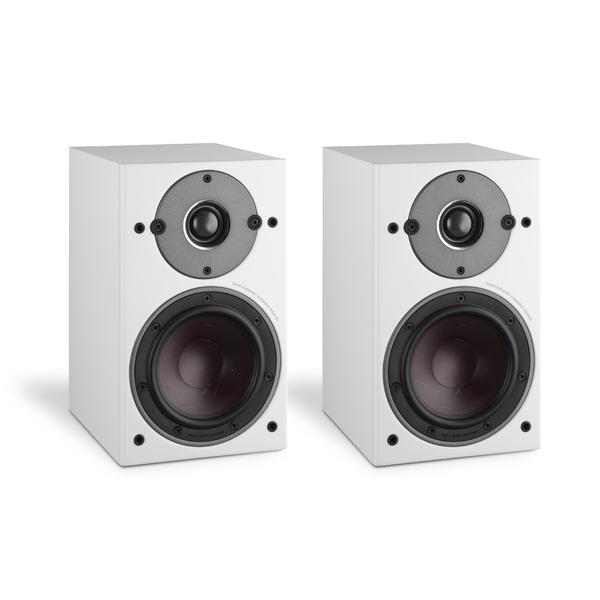 Полочная акустика DALI Oberon 1 White активная полочная акустика dali zensor 1 ax white