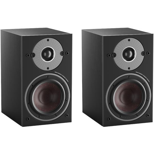 Активная полочная акустика DALI Oberon 1 C Black Ash