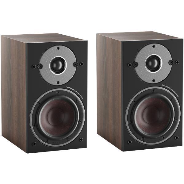 Активная полочная акустика DALI Oberon 1 C Dark Walnut