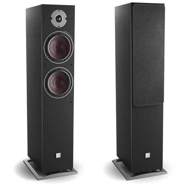 Активная напольная акустика DALI Oberon 7 C Black Ash