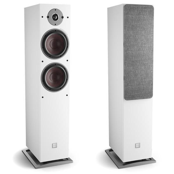 Активная напольная акустика DALI Oberon 7 C White