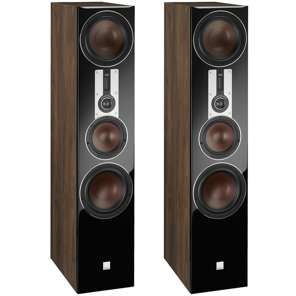 Напольная акустика DALI Opticon 8 Light Walnut dali opticon 6 walnut