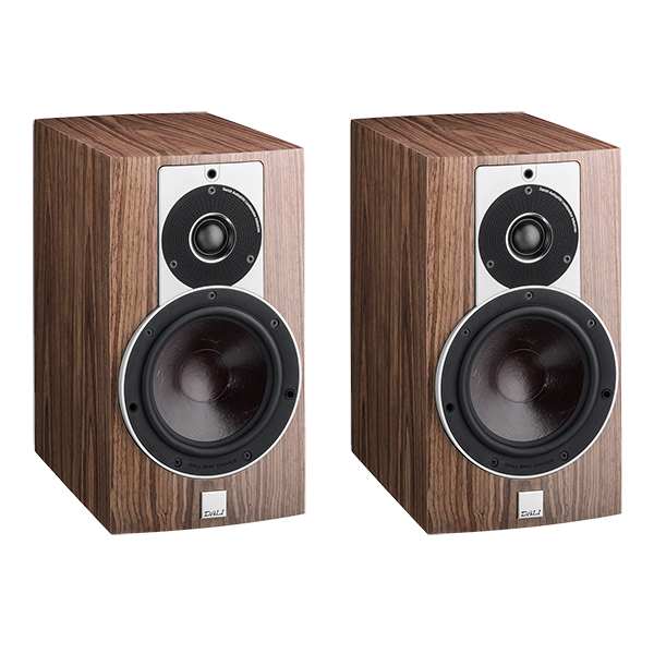 Полочная акустика DALI Rubicon 2 Walnut акустика центрального канала paradigm prestige 45c black walnut