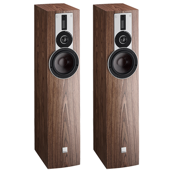 Напольная акустика DALI Rubicon 5 Walnut акустика центрального канала paradigm prestige 45c black walnut