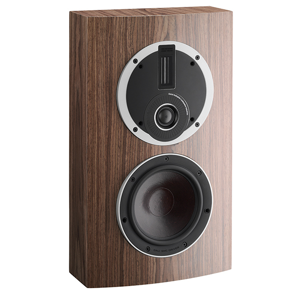 Настенная акустика DALI Rubicon LCR Walnut акустика центрального канала paradigm prestige 45c black walnut