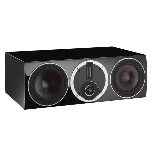 Центральный громкоговоритель DALI Rubicon Vokal High Gloss Black акустика центрального канала sonus faber principia center black