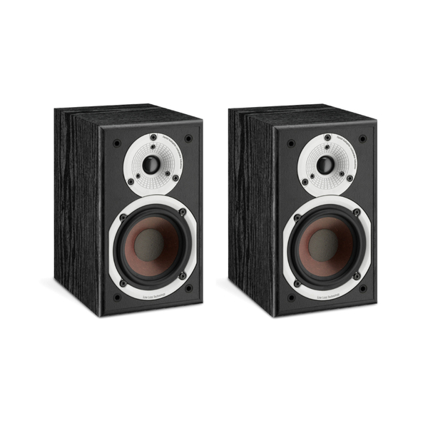 Полочная акустика DALI Spektor 1 Black Ash колонка dali sub e 9 f black ash