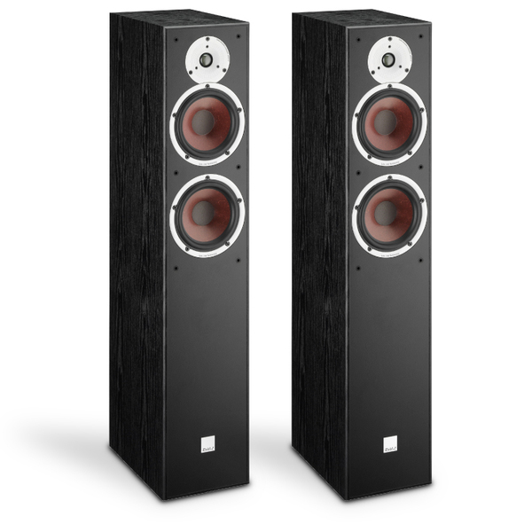 Напольная акустика DALI Spektor 6 Black Ash акустическая система центрального канала heco music style center 2 black black