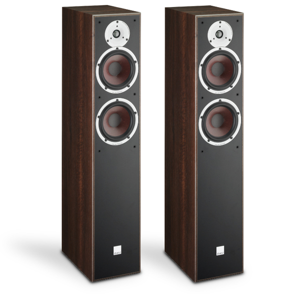 Напольная акустика DALI Spektor 6 Light Walnut dali spektor vokal walnut