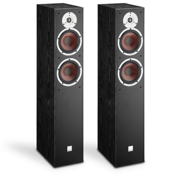 Напольная акустика DALI Spektor 6 Black Ash (уценённый товар) dali zensor 7 black ash