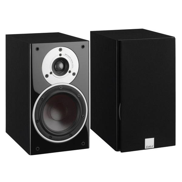 Полочная акустика DALI Zensor 1 Black Ash dali zensor pico black ash vinyl