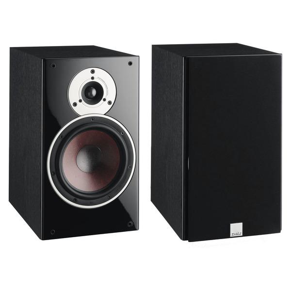 Полочная акустика DALI Zensor 3 Black Ash полочная акустика sonus faber principia 3 black
