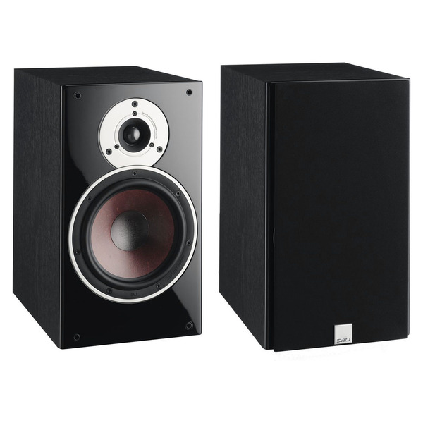 Полочная акустика DALI Zensor 3 Black Ash dali zensor pico black ash vinyl