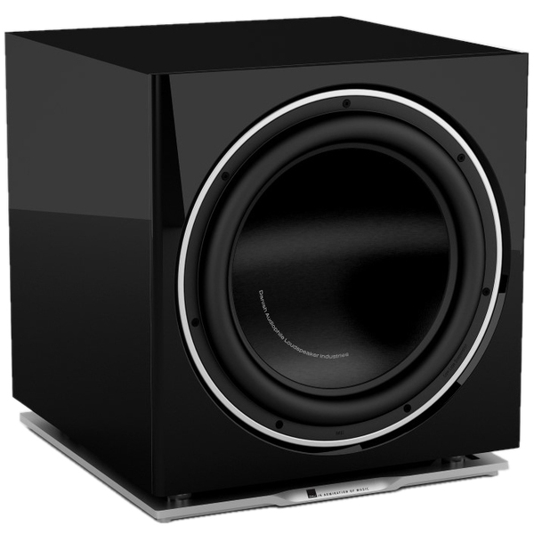 Активный сабвуфер DALI Zensor Sub K-14 F High Gloss Black активный сабвуфер dali zensor sub e 12 f light walnut