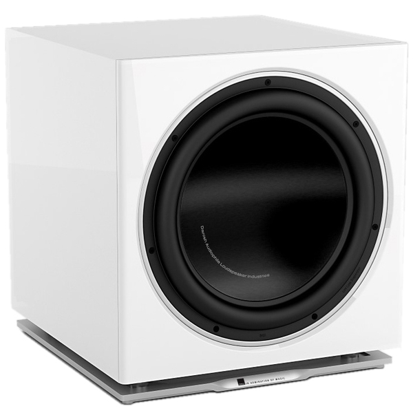 Активный сабвуфер DALI Zensor Sub K-14 F High Gloss White активный сабвуфер dali zensor sub e 12 f light walnut