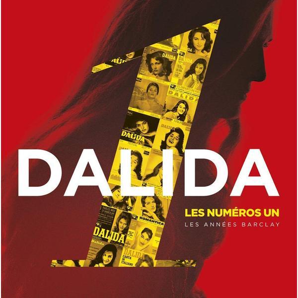 Dalida Dalida - Les Numeros Un - Les Annees Barclay les demi vierges