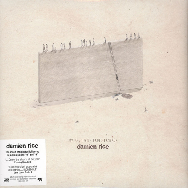Damien Rice Damien Rice - My Favourite Faded Fantasy (2 LP) damien d mcloughlin marketing 1st international edition wileyplus learning space card