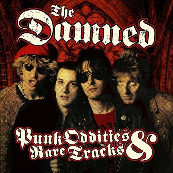 Damned Damned - Punk Oddities And Rare Tracks (2 Lp, Colour) damned